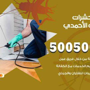 مكافحة حشرات اسطبلات الأحمدي / 50050647 / شركة مكافحة الحشرات والقوارض