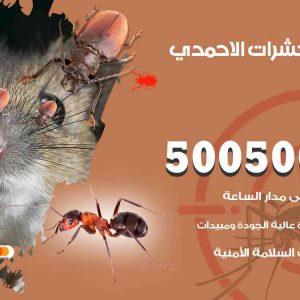 مكافحة حشرات الاحمدي / 50050647 / شركة مكافحة الحشرات والقوارض
