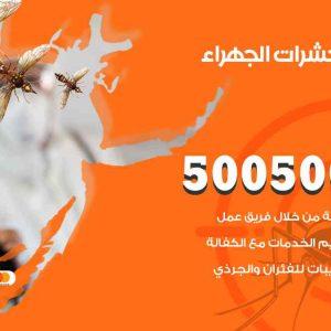 مكافحة حشرات الجهراء / 50050647 / شركة مكافحة الحشرات والقوارض