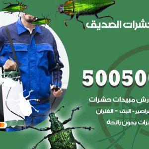 مكافحة حشرات الصديق / 50050647 / شركة مكافحة الحشرات والقوارض