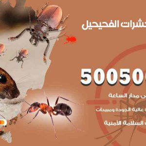 مكافحة حشرات الفحيحيل / 50050647 / شركة مكافحة الحشرات والقوارض