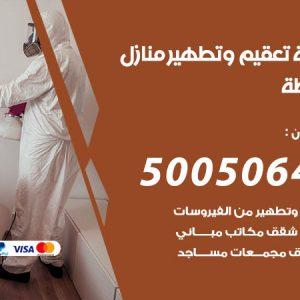 شركة تعقيم وتطهير منازل غرناطة / 50050641 / تعقيم منازل من فيروس كورونا