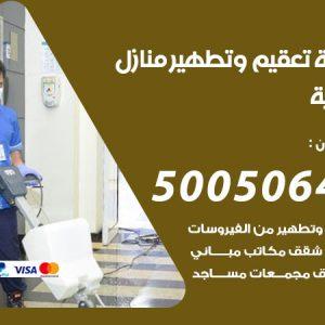 شركة تعقيم وتطهير منازل هدية / 50050641 / تعقيم منازل من فيروس كورونا